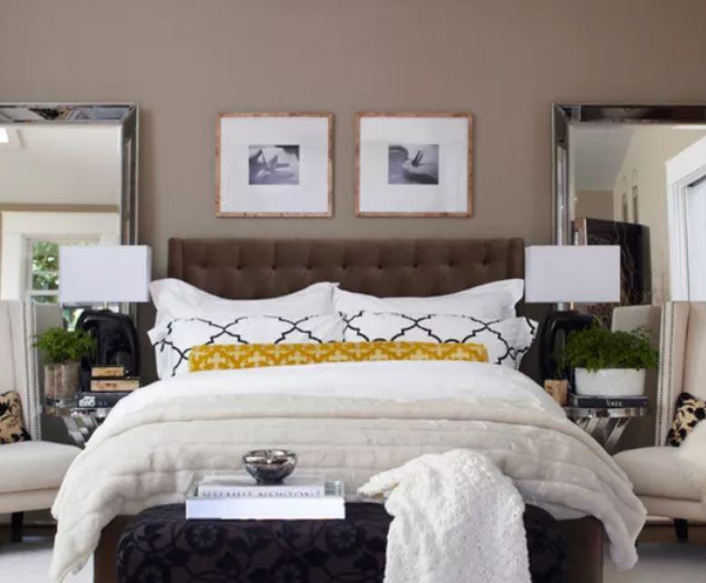 thiết kế trang trí phòng ngủ