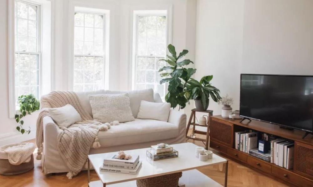 quy tắc sắp xếp nội thất