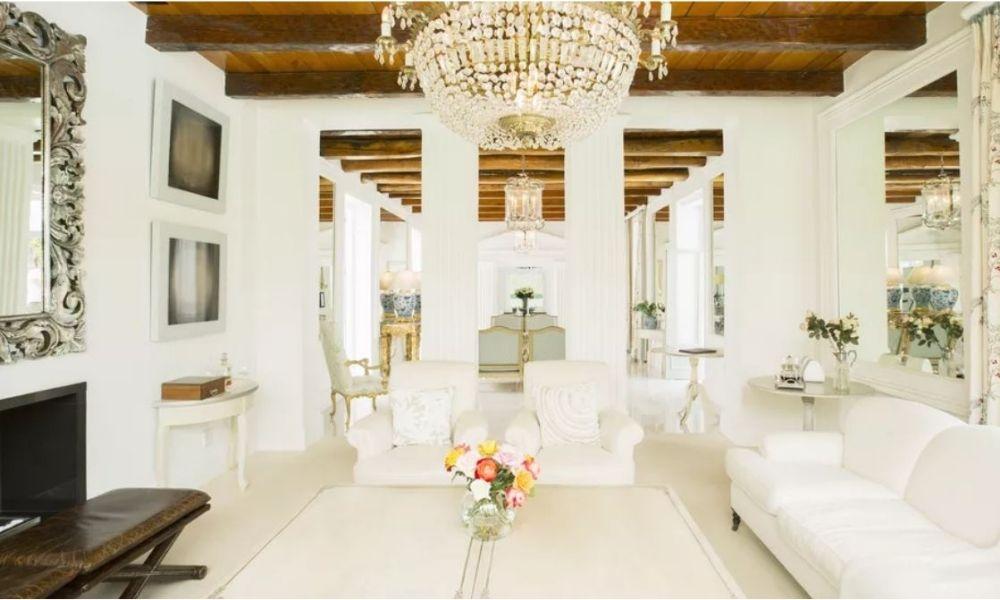 Trang trí nội thất theo phong cách trang trọng