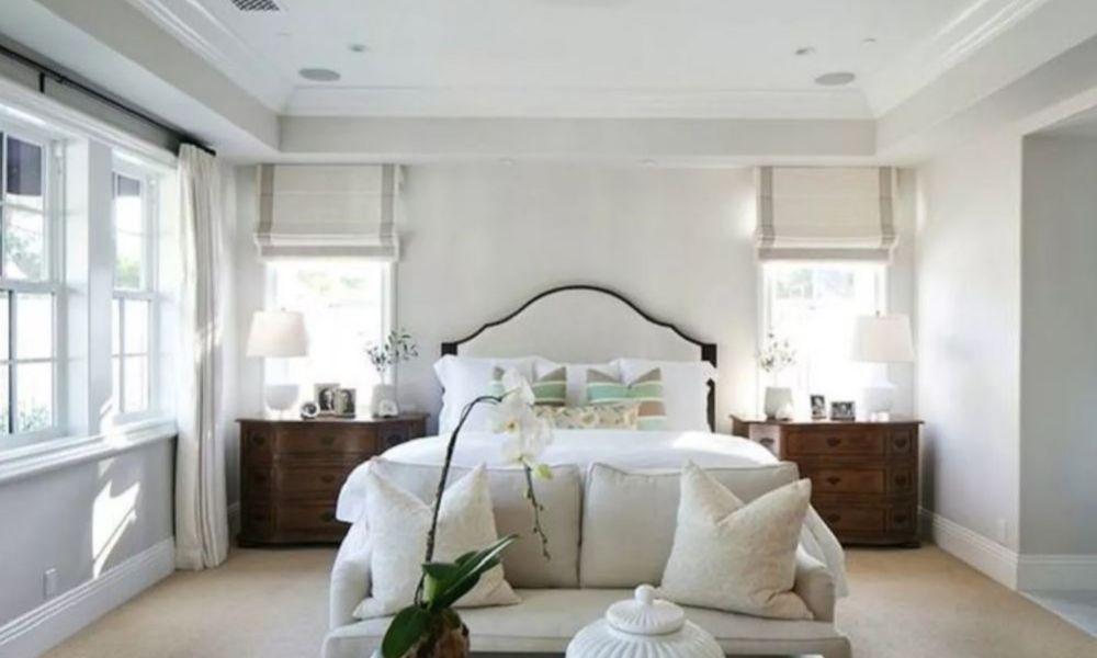 ý tưởng thiết kế phòng ngủ truyền thống