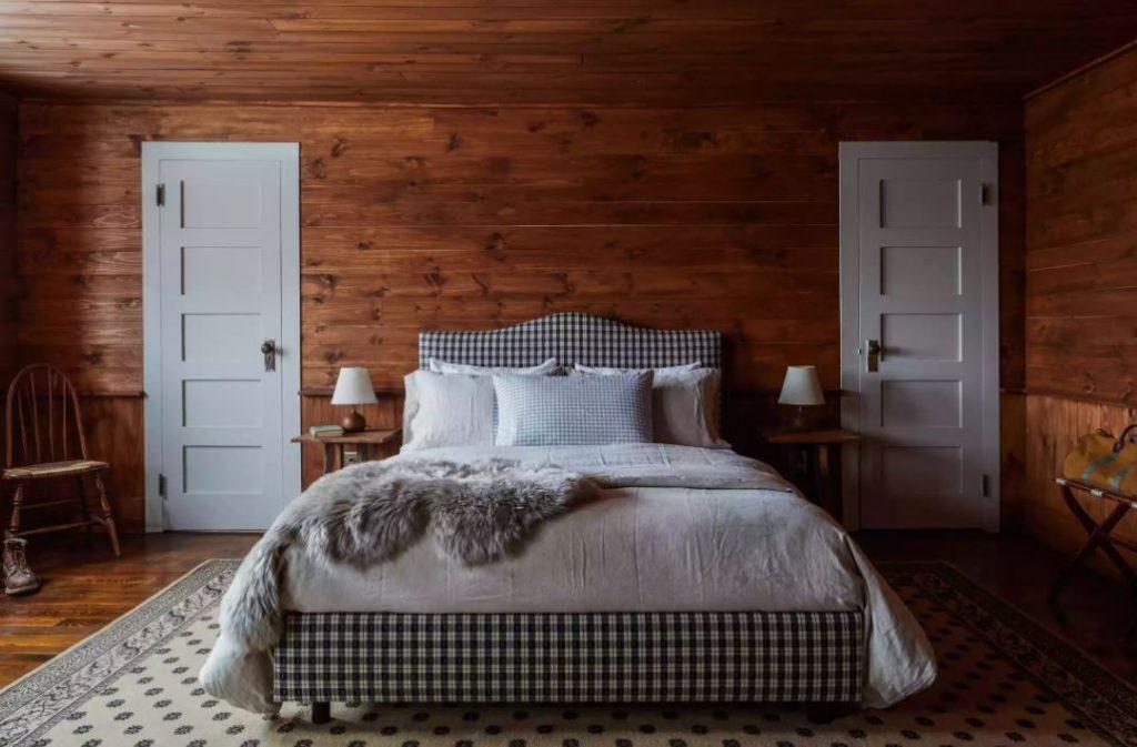 ý tưởng phòng ngủ ấm cúng