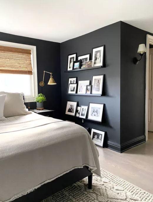 thiết kế phòng ngủ ấm cúng